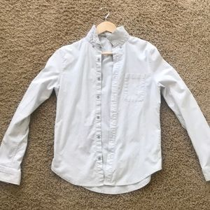 Lululemon button down shirt.